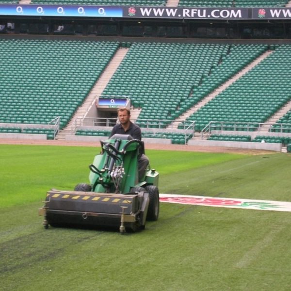 sports pitch maintenance