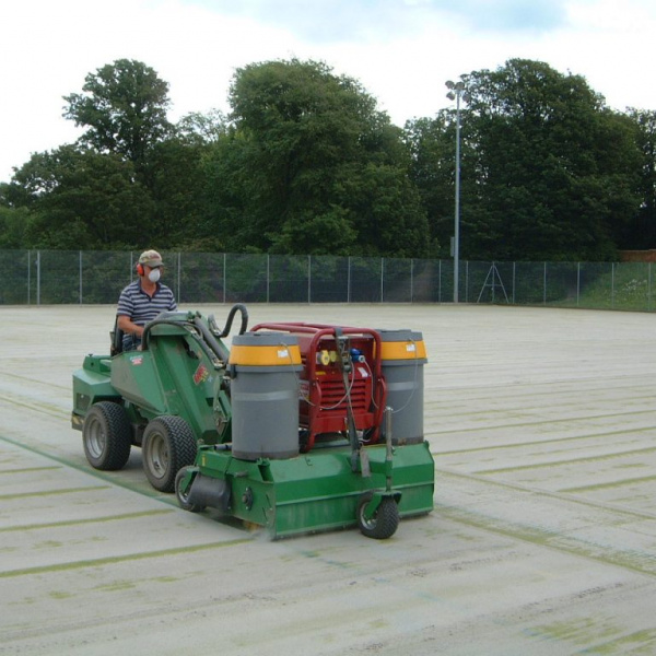 sports pitch maintenance Kent