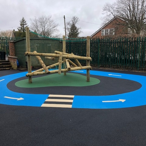 Playground equipment Ashford