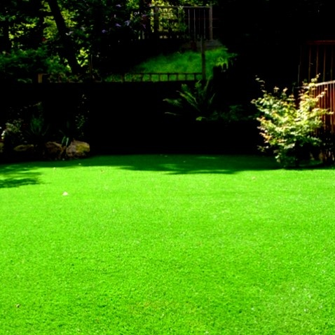 Artificial grass installation in Kent