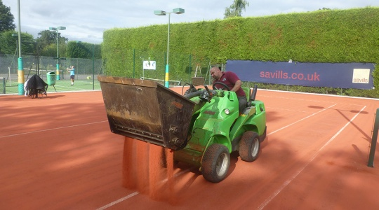 Court and Pitch Maintenance