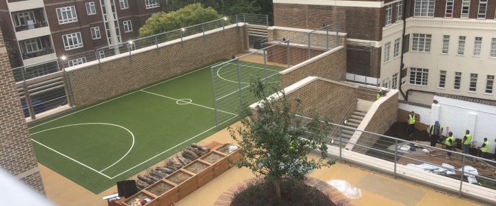 Marlborough Primary School, London